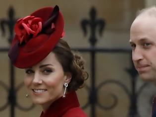 Φωτογραφία για Κέιτ Μίντλετον ή «Αικατερίνη η Μεγάλη»; Η μέλλουσα βασίλισσα αναλαμβάνει δράση εν μέσω πανδημίας