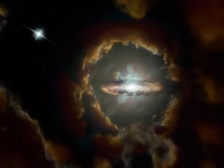 Φωτογραφία για Wolfe Disk: ένας «αινιγματικός» γαλαξίας;