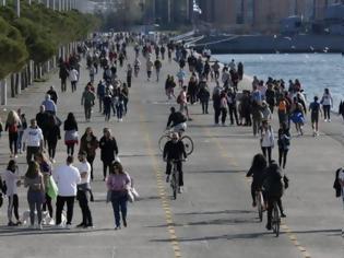 Φωτογραφία για Έρευνα του ΑΠΘ: Από τις 6 Μαΐου εξαφανίστηκε ο κορονοίός στα λύματα της Θεσσαλονίκης