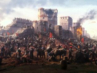 Φωτογραφία για 29 Μαΐου 1453: Σαν σήμερα η Άλωση της Κωνσταντινούπολης