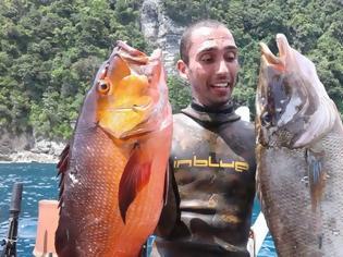 Φωτογραφία για O κάτοχος του παγκοσμίου ρεκόρ στο ψάρεμα τσιπούρας στο κυνήγι των... σιωπηλών δολοφόνων