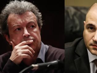 Φωτογραφία για Τατσόπουλος κατά Μπογδάνου: Και στη Βουλή να μην ξαναμπείς, σε περιμένει το Δελφινάριο