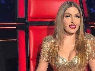 Φωτογραφία για Έλενα Παπαρίζου: Μιλάει για την επιστροφή του Τhe Voice...