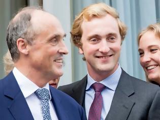 Φωτογραφία για Βέλγιο: Θετικός στον ιό ένας Βέλγος πρίγκιπας