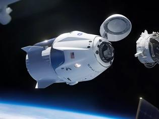 Φωτογραφία για SpaceX - Στον Διεθνή Διαστημικό Σταθμό οι αστροναύτες του Dragon (+vid)