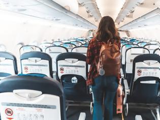 Φωτογραφία για Κορωνοϊός: Πώς μεταδίδεται ο ιός στο αεροσκάφος από μολυσμένο ασθενή