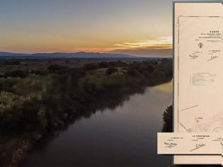Φωτογραφία για Έβρος: Η άγνωστη ιστορία για τη χάραξη των συνόρων μετά τη Συνθήκη της Λωζάνης