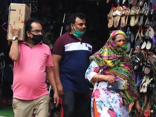 Φωτογραφία για Ινδία πήρε από την Ιταλία την 6η θέση στον κόσμο σε αριθμό κρουσμάτων
