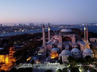 Φωτογραφία για «Τραβάει το αυτί» του Ερντογάν το State Department για την Αγιά Σοφιά! «Σεβαστείτε την πολυθρησκευτική ιστορία της»