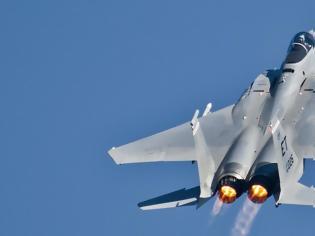 Φωτογραφία για Νεκρός ο πιλότος του αμερικανικού F-15 που έπεσε στη Βόρεια Θάλασσα