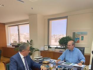 Φωτογραφία για Θανάσης Καββαδάς προς Κωστή Χατζηδάκη: Η Λευκάδα πρέπει να εκπροσωπείται στο Διοικητικό Συμβούλιο του νέου περιφερειακού ΦΟΔΣΑ