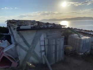Φωτογραφία για ΔΗΜΟΣ ΛΑΥΡΕΩΤΙΚΗΣ: Κατεδάφιση αυθαίρετων στη Γαϊδουρόμαντρα Λαυρίου