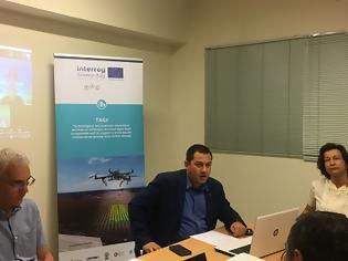 Φωτογραφία για Σημαντικά  Εργαλεία  για την «Γεωργία  Ακριβείας» στην Περιφέρεια Δυτικής Ελλάδας  στο πλαίσιο του ευρωπαϊκού έργου TAGs