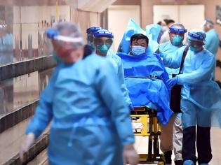 Φωτογραφία για Αυξημένος κίνδυνος καρδιακών ανακοπών εκτός νοσοκομείου κατά τη διάρκεια της πανδημίας