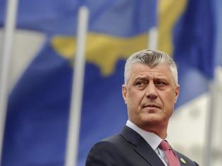Φωτογραφία για Χάγη: Κατηγορούμενος για εγκλήματα πολέμου ο πρόεδρος του Κοσόβου Χασίμ Θάτσι