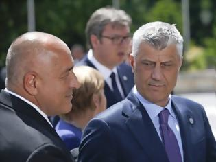 Φωτογραφία για Σερβία: Έντονες αντιδράσεις μετά τις κατηγορίες για εγκλήματα πολέμου κατά του προέδρου του Κοσόβου