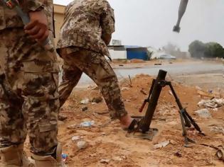 Φωτογραφία για Λιβύη: Γαλλία, Ιταλία και Γερμανία απευθύνουν έκκληση για διακοπή των εχθροπραξιών