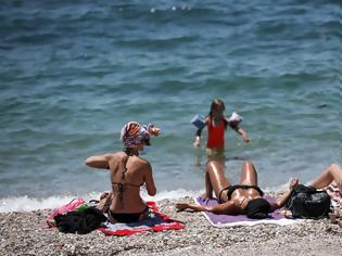 Φωτογραφία για Ανεβαίνει ο υδράργυρος - Μίνι καύσωνας με 37άρια το Σαββατοκύριακο