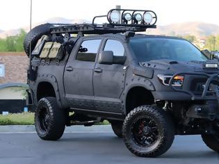 Φωτογραφία για Toyota έτοιμο για…πόλεμο