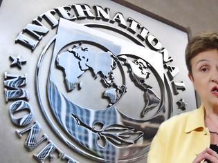 Φωτογραφία για Γκεοργκίεβα: Ο κορωνοϊός «απειλεί» τα αποθεματικά 1 τρισ. δολαρίων του ΔΝΤ