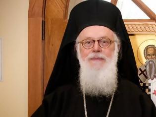 Φωτογραφία για Περιπέτεια για την υγεία του Αρχιεπισκόπου Αλβανίας Αναστάσιου - Υπεβλήθη σε αγγειοπλαστική επέμβαση