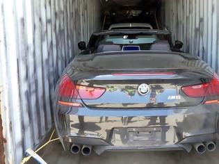 Φωτογραφία για Κλεμμένα αυτοκίνητα με προορισμό την Τουρκία βρέθηκαν στην Ιταλία