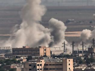 Φωτογραφία για Συρία: Έξι νεκροί σε αεροπορικές επιδρομές