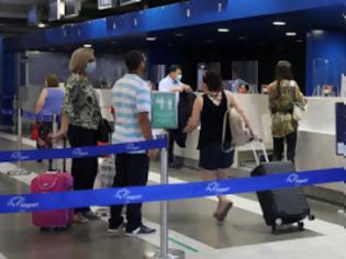 Φωτογραφία για Οδηγίες της Πολιτικής Προστασίας για τουρίστες με αεροπλάνο