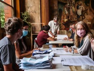 Φωτογραφία για Γαλλία: Μεγάλη άνοδος των Πρασίνων