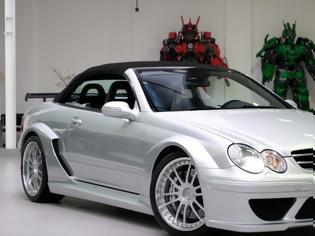 Φωτογραφία για Mercedes CLK DTM AMG Carbiolet