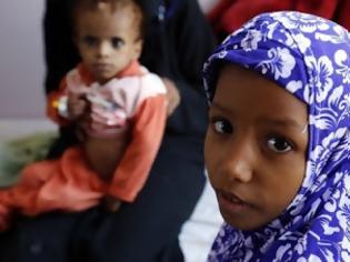Φωτογραφία για Σε επίπεδα ρεκόρ η πείνα στη Συρία