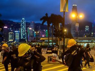 Φωτογραφία για Νόμο - απάντηση στις διαδηλώσεις του Χονγκ Κονγκ ψήφισε η βουλή της Κίνας
