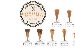 Φωτογραφία για Χωνάκια παγωτού,Κύπελλα παγωτού,Κώνοι ζαχάρεως! (ΑΠΟΣΤΟΛΕΣ ΣΕ ΟΛΗ ΤΗΝ ΕΛΛΑΔΑ)