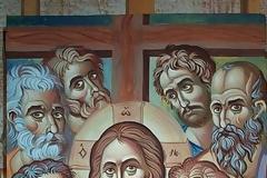 ΛΟΓΟΣ ΕΓΚΩΜΙΑΣΤΙΚΟΣ ΣΤΟΥΣ ΑΓΙΟΥΣ ΑΠΟΣΤΟΛΟΥΣ. Αγίου Νεοφύτου του Εγκλείστου.
