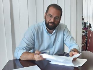 Φωτογραφία για Συνάντηση Περιφερειάρχη Νεκτάριου Φαρμάκη με τον υφυπουργό Τουρισμού Μάνο Κόνσολα