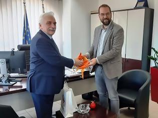 Φωτογραφία για Τρεις πυλώνες συνεργασίας της Περιφέρειας Δυτικής Ελλάδας με τον Ε.Ε.Σ.