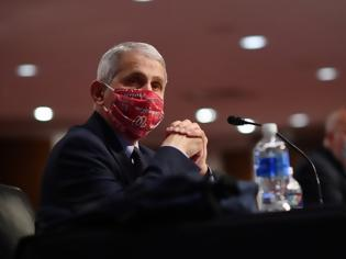 Φωτογραφία για Φάουτσι : Οι ΗΠΑ μπορεί να φτάσουν τα 100.000 κρούσματα την ημέρα