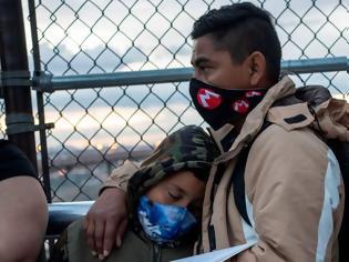 Φωτογραφία για Μεξικό: Εντοπίστηκαν τα πρώτα κρούσματα σε καταυλισμό προσφύγων κοντά στα σύνορα με ΗΠΑ