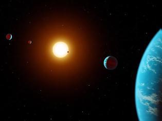 Φωτογραφία για Έρευνα για τον εντοπισμό ιχνών εξωγήινης τεχνολογίας σε εξωπλανήτες