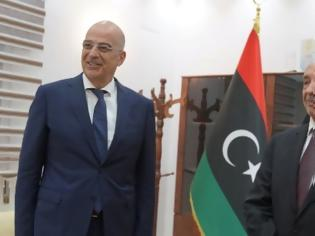 Φωτογραφία για Το μυστικό της ξαφνικής επίσκεψης στη Λιβύη