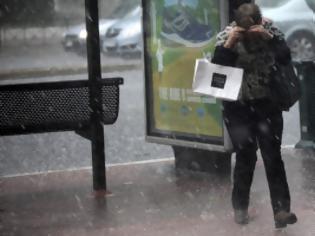 Φωτογραφία για Εκτακτο δελτίο καιρού εξέδωσε η ΕΜΥ – Έρχονται καταιγίδες και χαλάζι