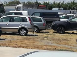 Φωτογραφία για ΑΑΔΕ: Παράνομo ένα στα τρία αυτοκίνητα με ξένες πινακίδες