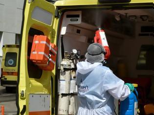 Φωτογραφία για Πρόεδρος ΕΚΑΒ: Περιμένει «ενέσεις» στο γηρασμένο στόλο-Λείπουν 600 ασθενοφόρα