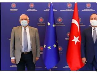 Φωτογραφία για Η ΕΕ προανήγγειλε διαπραγματεύσεις Ελλάδας-Τουρκίας για τους υδρογονάνθρακες