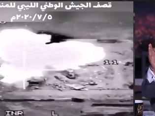 Φωτογραφία για Λιβύη: Βίντεο από την επίθεση στην τουρκική βάση - Με αντίποινα απειλεί η κυβέρνηση Εθνικής Ενότητας