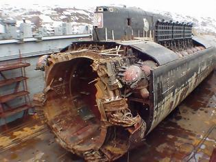 Φωτογραφία για Υποβρύχιο Κουρσκ: Οι θεωρίες συνωμοσίας και τα σενάρια για το θάνατο 118 ατόμων
