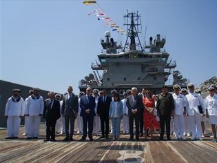 Φωτογραφία για Στον στόλο του Πολεμικού Ναυτικού και το Πλοίο Γενικής Υποστήριξης «Ηρακλής».