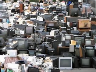 Φωτογραφία για Τα ηλεκτρονικά απόβλητα αυξήθηκαν παγκοσμίως κατά 21% την τελευταία πενταετία