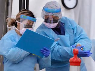 Φωτογραφία για ... Νοσοκομεία και ιατρικά κέντρα, κυρίως στα Τίρανα, είναι βασικές εστίες διάδοσης του κορονοϊού στην Αλβανία...εχει διπλασιαστεί ο αριθμός των κρουσμάτων