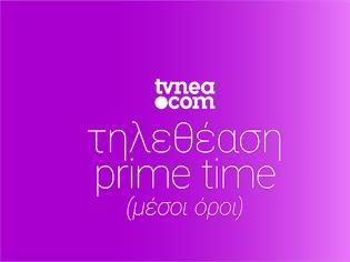 Φωτογραφία για Το ταμείο στο Prime time... (8/7/2020)